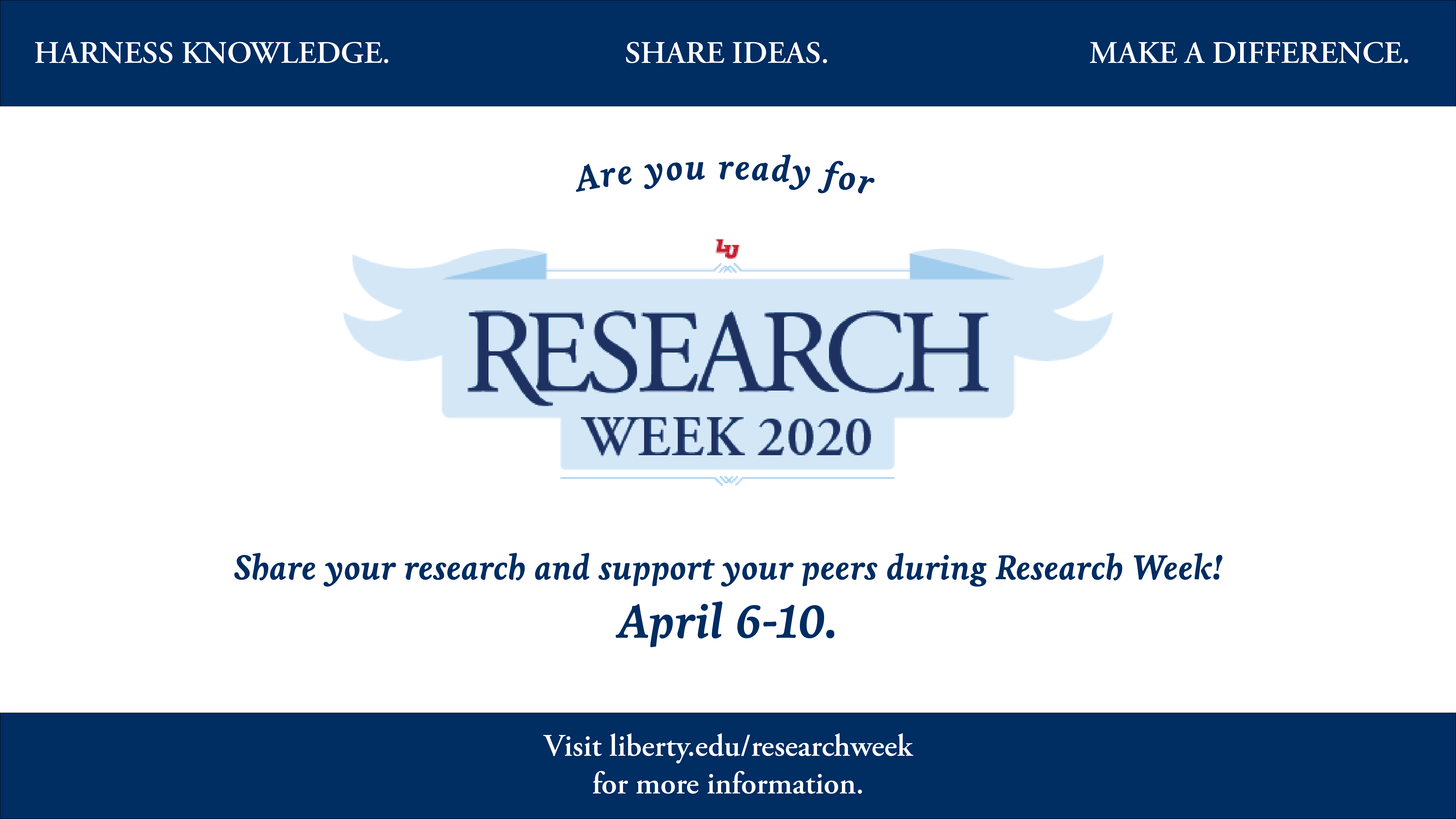 Research Week